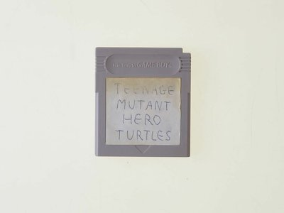 Turtles - Gameboy Classic - Outlet