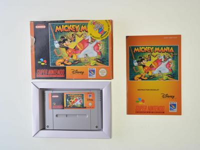 Mickey Mania