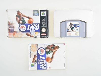 NBA Live 99 (Complete)