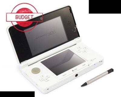 Nintendo 3DS Ice White - Budget
