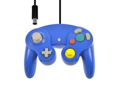 Neuer GameCube Controller Blau