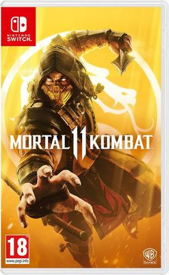 Mortal Combat 11 Switch