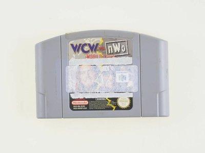 WCW vs. nWo world Tour - Nintendo 64 - Outlet