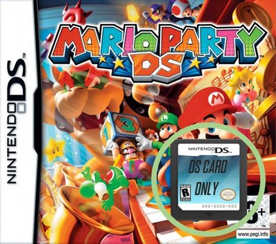 Mario Party DS - Losse Cartridge
