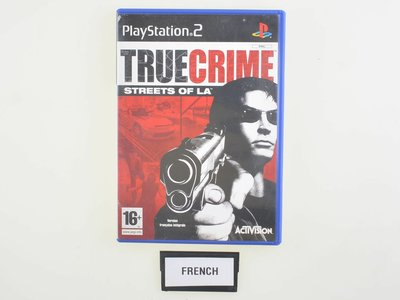 True Crime: Streets of LA - Playstation 2 - Outlet