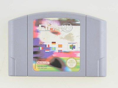 FIFA 98 - Nintendo 64 - Outlet