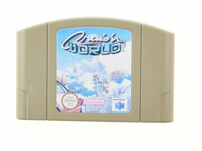 Cruis'n World - Nintendo 64 - Outlet