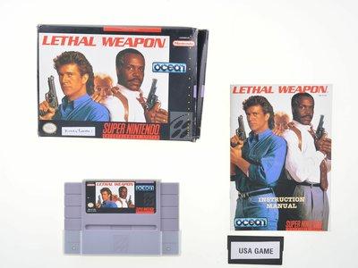 Lethal Weapon [NTSC]