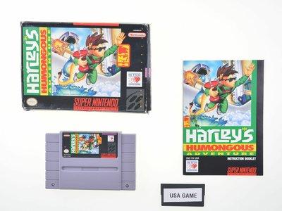 Harley's Humongous Adventures [NTSC]