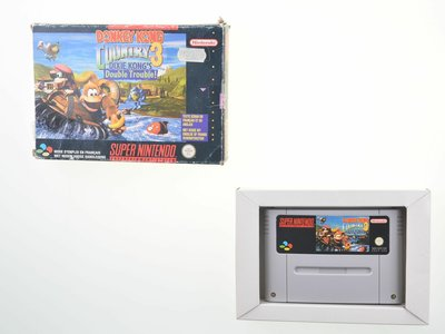 Donkey Kong Country 3 [Complete]