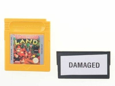 Donkey Kong Land - Gameboy Classic - Outlet