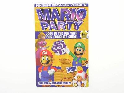 Nintendo Know-How Volume 12 - Mario Party
