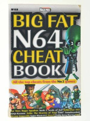 Big Fat N64 Cheat Book