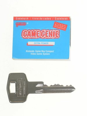 Game Genie Compact