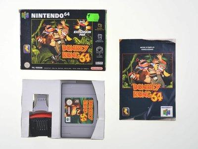 Donkey Kong 64 incl Expension pak