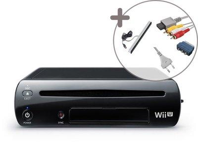 Wii U Console Black