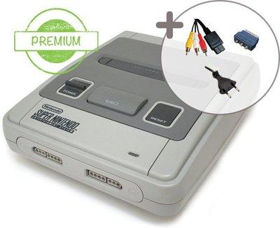 Super Nintendo [SNES] Console Premium
