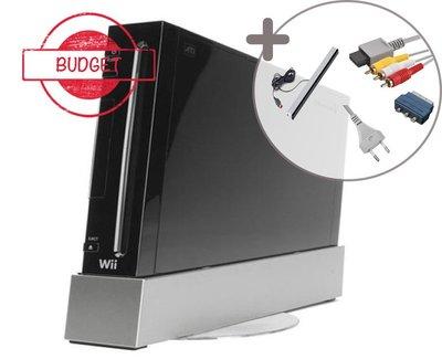 Nintendo Wii Console Black [Budget]
