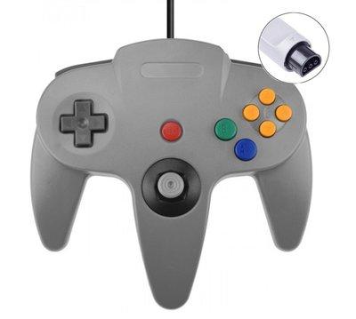 Neuer Nintendo 64 [N64] Controller Grey