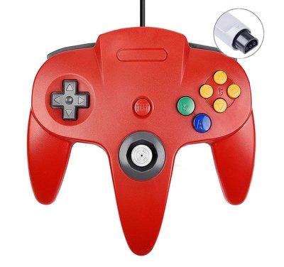 Nieuwe Nintendo 64 [N64] Controller Red