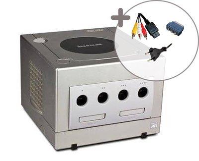 Nintendo Gamecube Console Silver