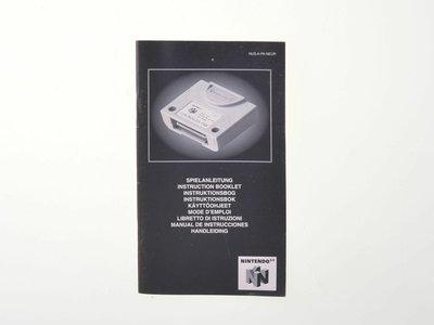 Controller Pak [Manual]