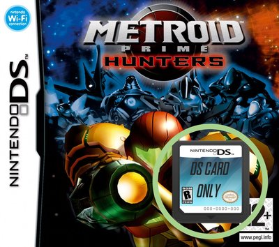 Metroid Prime - Hunters - Losse Cartridge