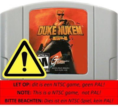 Duke Nukem 64 [NTSC]