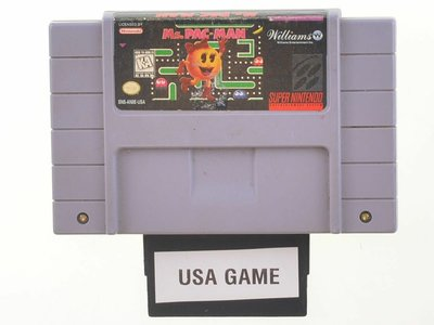 Ms. Pac-Man [NTSC] - Outlet