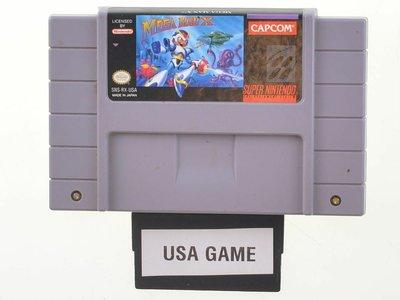 Mega Man X [NTSC] - Outlet