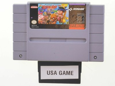 The Legend of The Mystical Ninja [NTSC] - Outlet