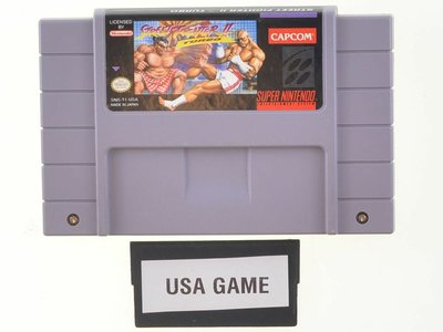 Street Fighter 2 Turbo [NTSC] - Outlet