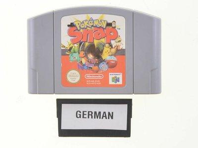 Pokemon Snap [GERMAN] - Outlet