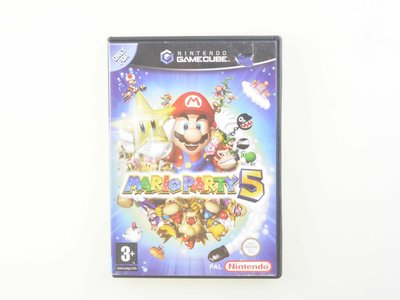 Mario Party 5