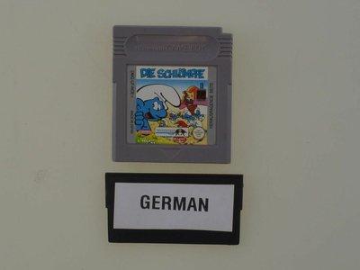 Smurfs (German