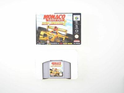 Monaco Grand Prix Racing Simulation 2