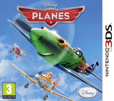 Disney Planes 3DS (French)