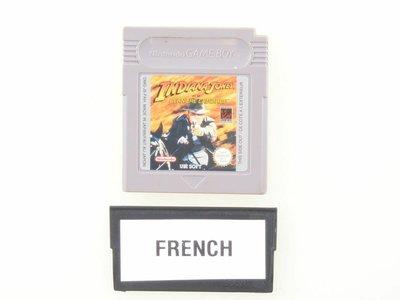 Indiana Jones: Et La Derniere Croisade (French)