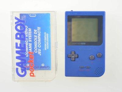 Gameboy Pocket Blue [Complete]