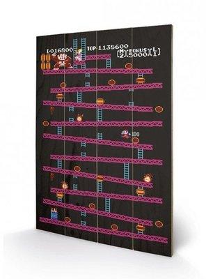 Donkey Kong Classics Arcade [Wooden Art]