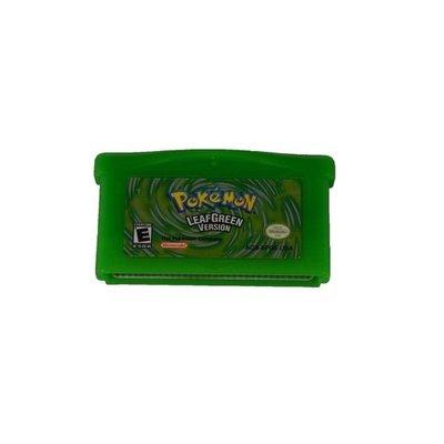 Pokemon Leaf Green