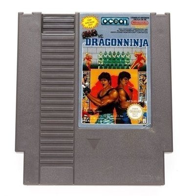 Bad Dudes vs Dragonninja