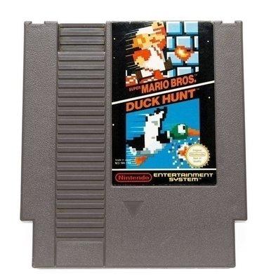 Super Mario Bros + Duckhunt