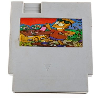 Bart Simpson (Pirate) [NTSC]