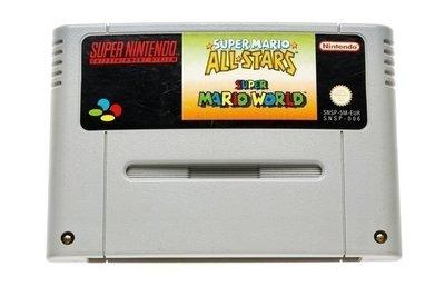 Super Mario World + Super Mario All Stars