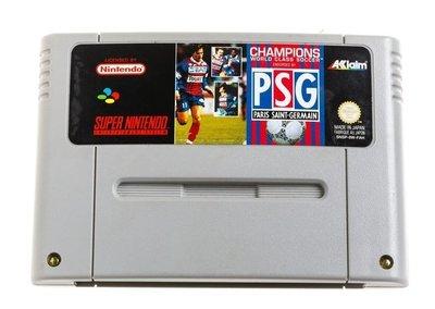 Champions World Class Soccer PSG