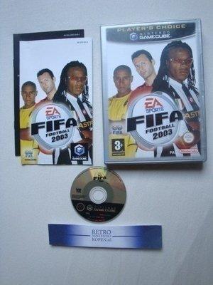FIFA Football 2003 (Player's Choice)