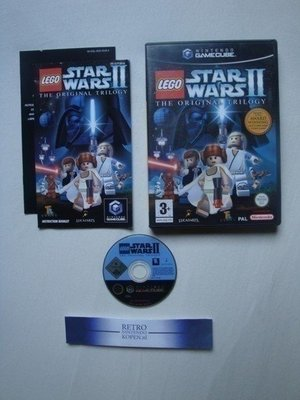 LEGO Star Wars 2 The Original Trilogy