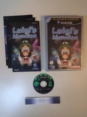 Luigi's Mansion (Player's Choice)