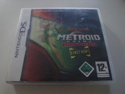 Metroid Prime Hunters Demo